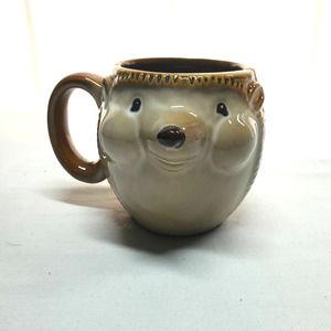 Hedgehog 3D Coffee Mug Three Dimensional Gibson